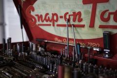 Werkzeug snap on in der vintage box in Roetgen