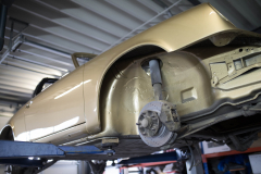 Porsche 911 2,7 S 1974 schmales G- Modell Komplettrestauration incl. Lackierung